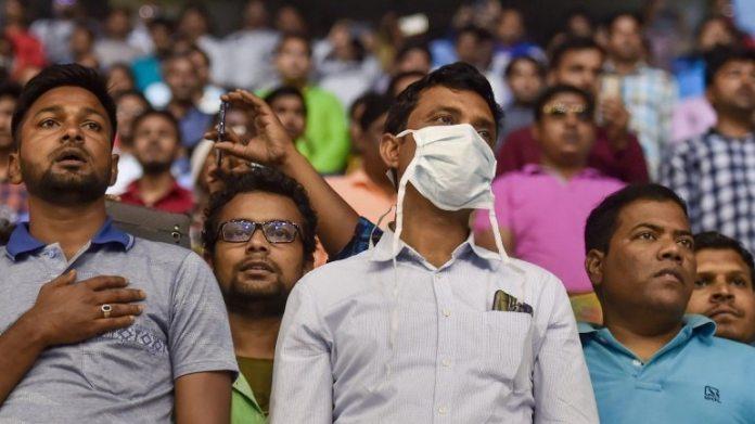 दिल्ली में कोरोनोवायरस