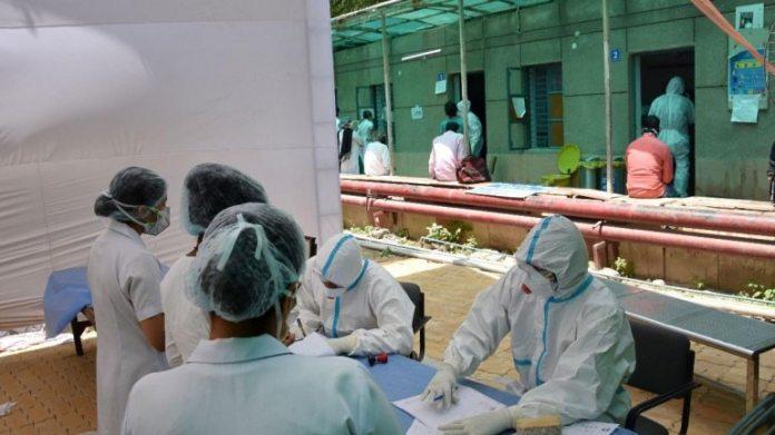 [Representative Image]  16 अप्रैल को दिल्ली के आरएमएल अस्पताल में डॉक्टर