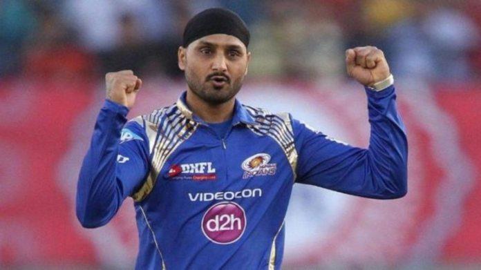 हरभजन सिंह ने 30 मैचों में मुंबई इंडियंस का नेतृत्व किया (सौजन्य से BCCI)