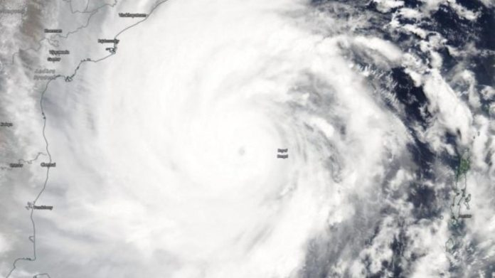 चक्रवात Amphan ट्रैकर, पथ, मौसम पूर्वानुमान और IMD भविष्यवाणी