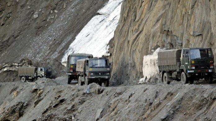 [REPRESENTATIVE IMAGE]  भारत-चीन सीमा पर भारतीय सैनिक