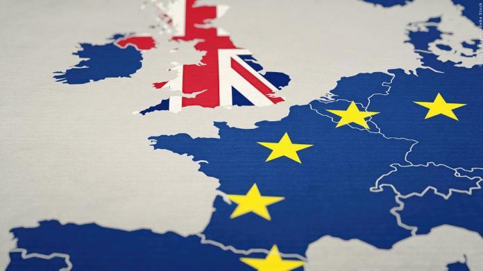 Brexit अवधारणा चित्रण छवि © Thaut Images / AdobeStock