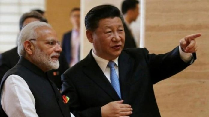 पीएम मोदी और चीनी राष्ट्रपति शी जिनपिंग