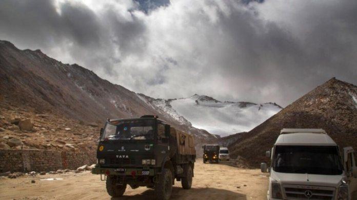 भारत चीन सीमा की फाइल फोटो