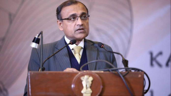 संयुक्त राष्ट्र के राजदूत टीएस तिरुमूर्ति को भारत के दूत की फाइल फोटो