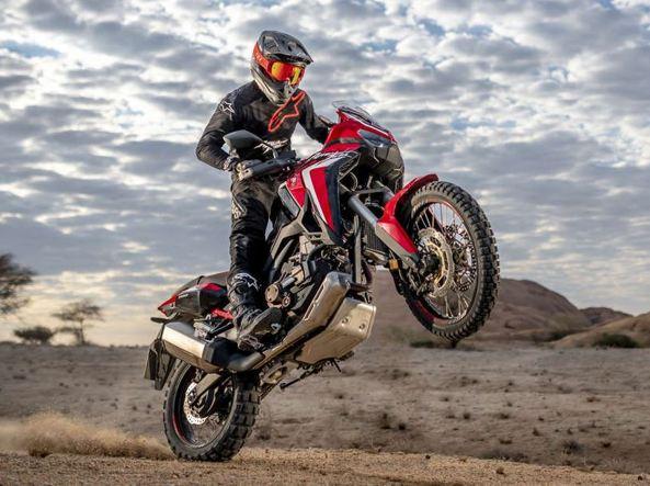 होंडा अफ्रीका ट्विन, अस्सी के दशक की दिग्गज मोटरसाइकिल का उत्तराधिकारी: 14,990 यूरो एड में शुरू होता है