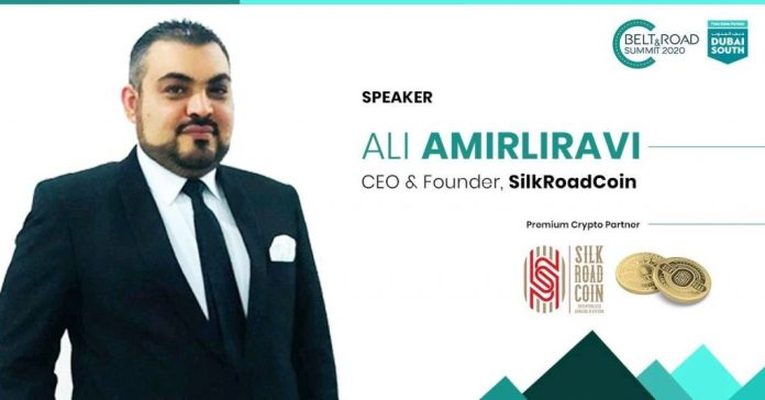 Mr Ali Amirliravi, CEO and Founder of LGR Crypto Bank