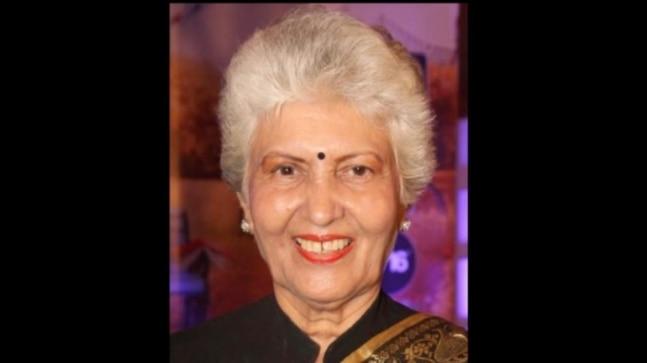 Shashikala died on Sunday at the age of 88.