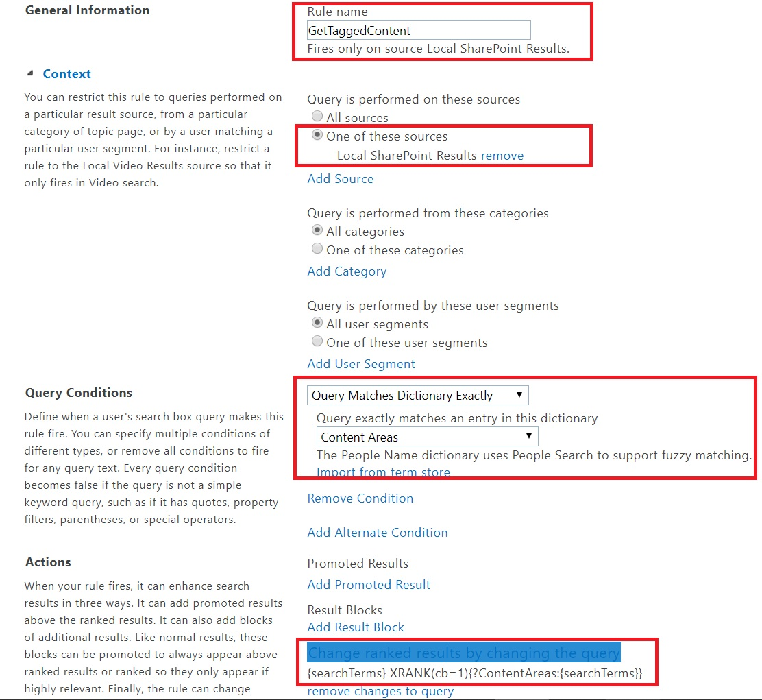Optimize SharePoint Search Results using Auto Tagged Content - Cloud Decoded