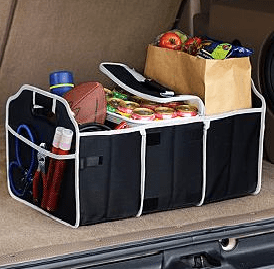 car trunk organizer cooler