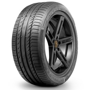 Anvelopa VARA CONTINENTAL 245/40R18 97Y TL XL FR CONTISPORTCONTACT 5 SSR MO EXTENDED ROF