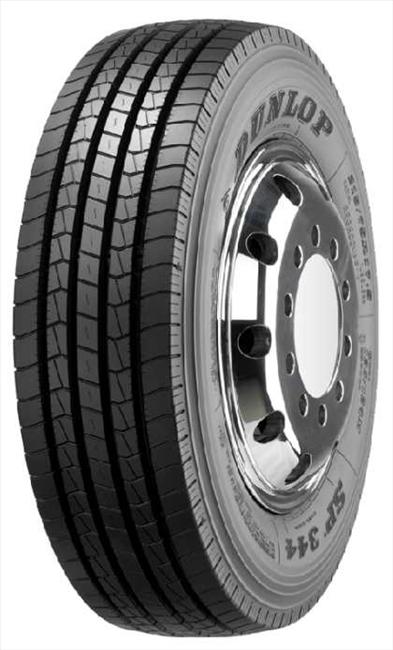 Anvelopa Vara Dunlop 205/75R17.5 124/122M Sp344 Tl 2057517.5