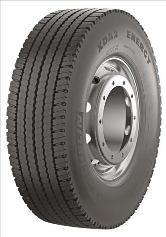 Anvelopa Vara Michelin 305/70R22.5 Xda 2+Nrj Tl 152/148L Mi 3057022.5