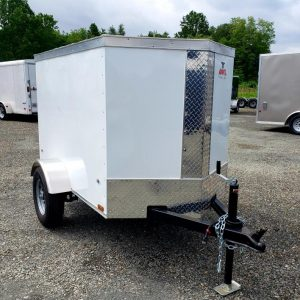 4x6 Enclosed Trailers For Sale