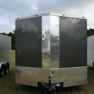 8.5x18 Enclosed Trailers For Sale Near Me