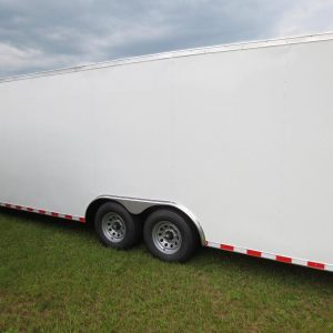 8.5x30 Enclosed Trailers For Sale Near Me
