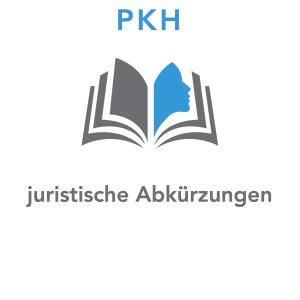 juristische Abkürzungen:PKH