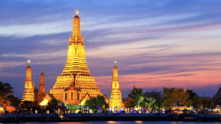 Top 100 Mooiste steden ter wereld