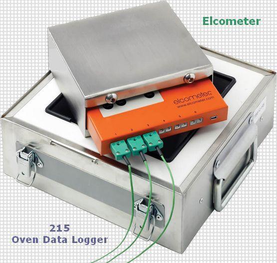Elcometer 215 Oven Data Logger