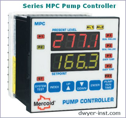 Series MPC Pump Controller