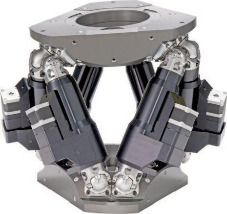 Newport Hexapod with Image Derotator