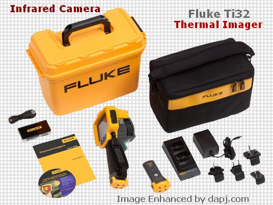 Fluke Ti32 Thermal Imager for Industries