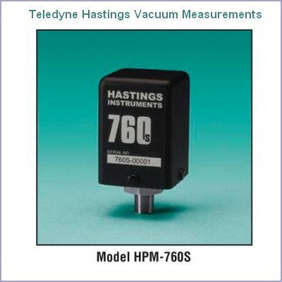 Vacuum meters THPS 760 - Teledyne Hastings