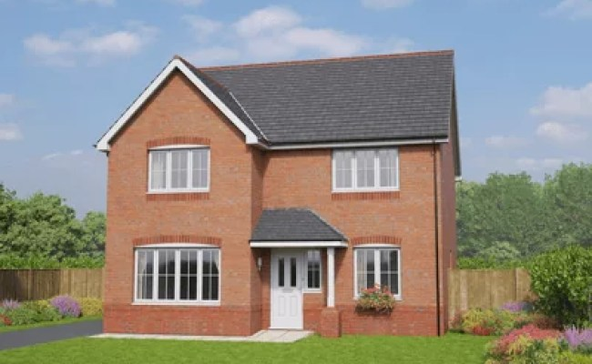 New Homes In Congleton Somerford Grove By Anwyl Homes