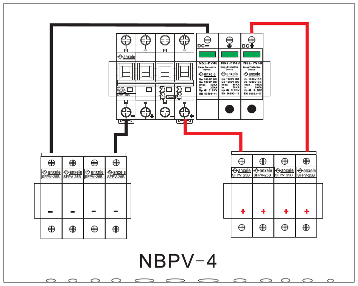 NBPV 4 PV Solar Combiner Boxes?resize=665%2C533 tvss wiring diagram best wiring diagram 2017 tvss wiring diagram at gsmx.co