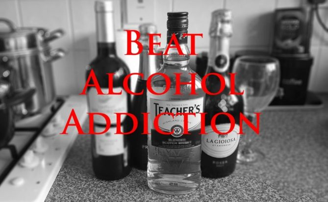beat alcohol addiction
