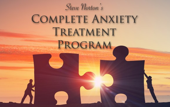 Complete anxiety treatment program