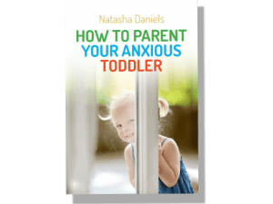 A must read book for any parent who is struggling with an anxious toddler or preschooler!