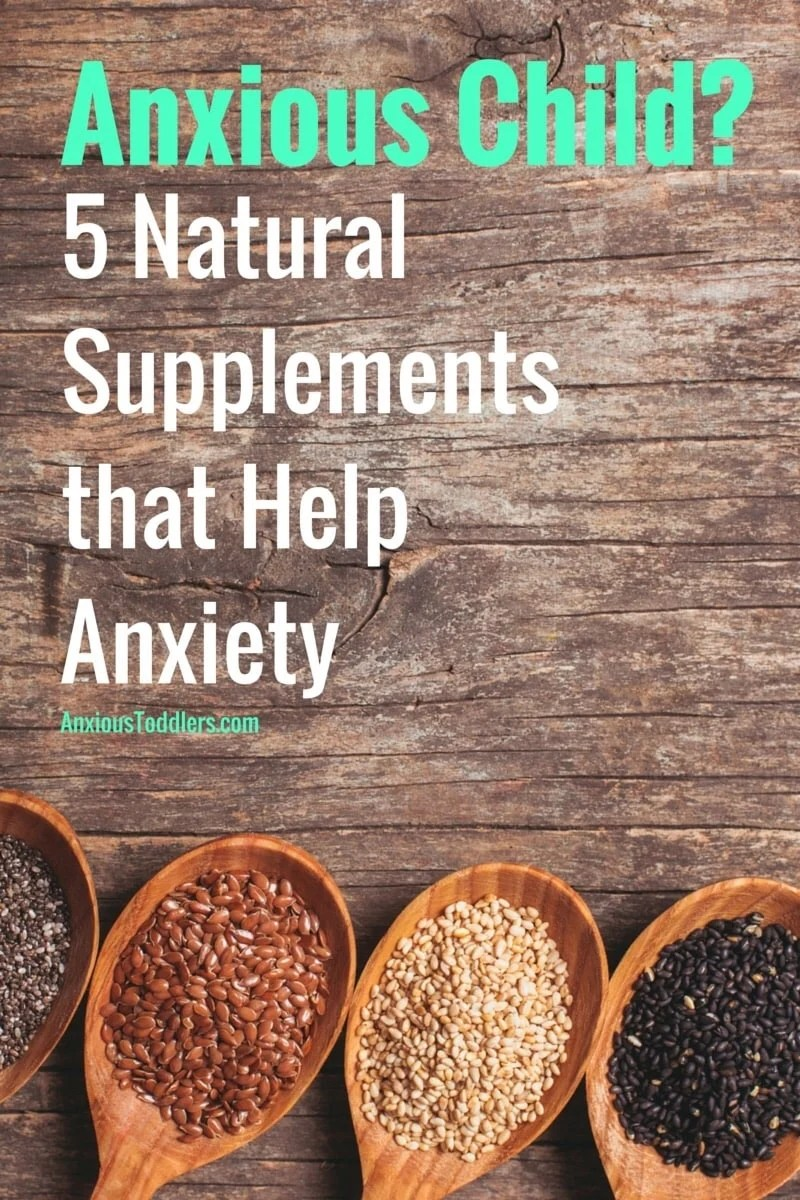 There are many natural supplements that can help reduce anxiety in children. A holistic mental health specialist gives you the low down of what you can use and how it helps!