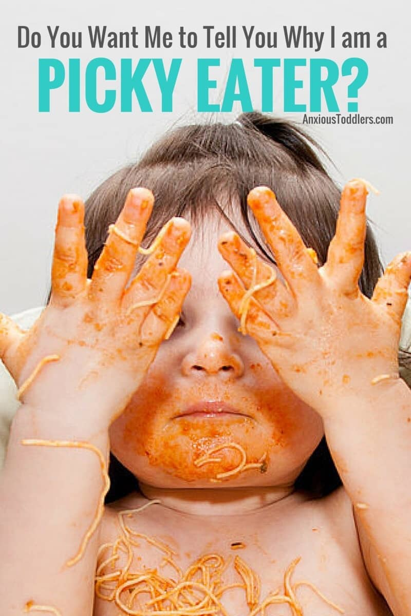Your toddler wants to talk to you. Do you wonder why they are such picky eaters? Here is what they have to say about that.