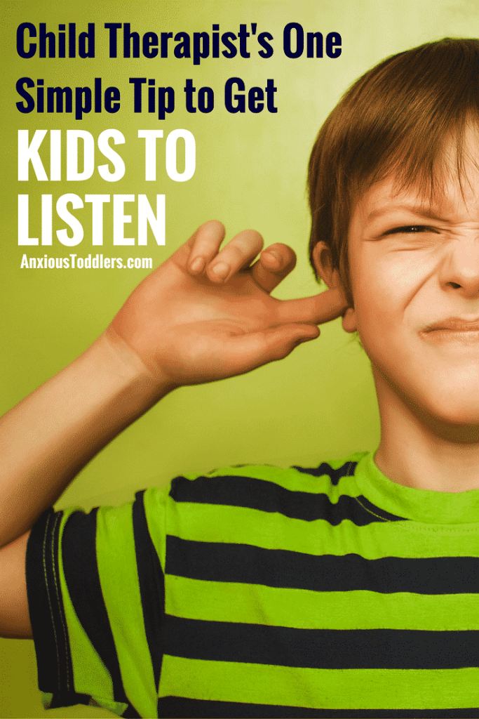 Do you feel your kids might be deaf because they ignore everything you say? Here is the simplest tip I offer parents in my therapy practice. Learn how to parent so your children will listen.