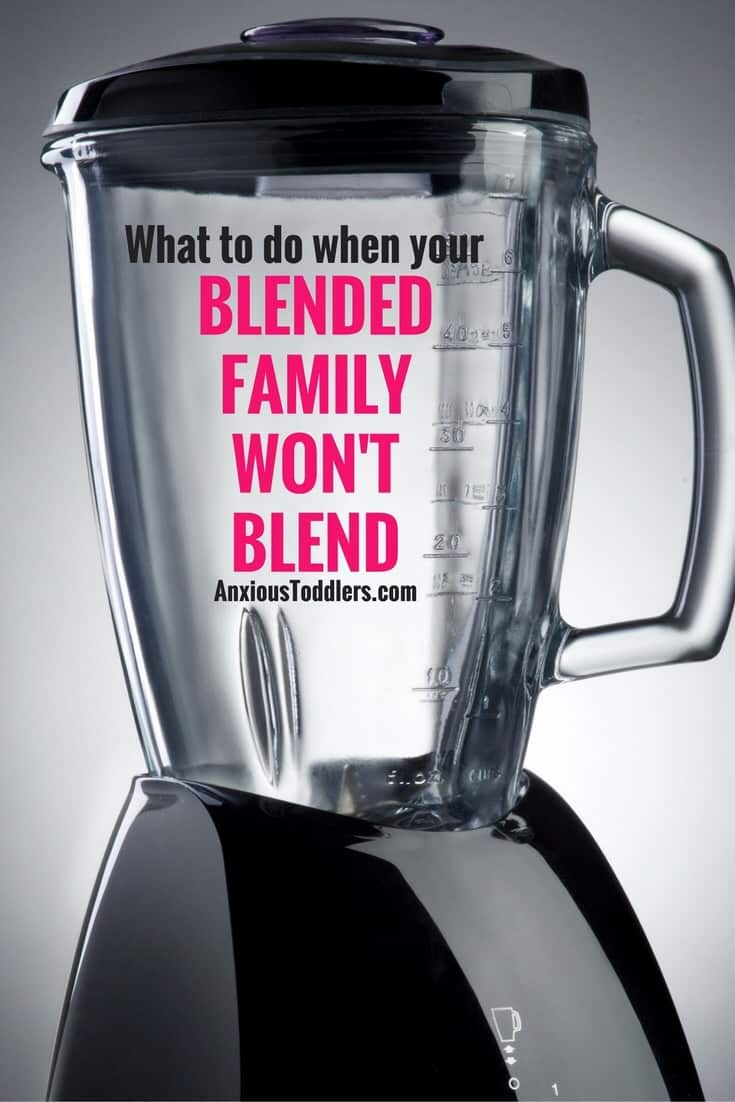 You fell in love. You were ready to start a new chapter. But your kids had other ideas. What to do when your blended family won't blend.