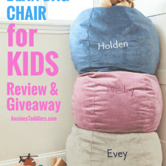 Childrens Bean Bag Chairs Best Office Chair For Posture Reddit The Ultimate Children S Kids Review Giveaway We Ve Had No Luck Finding A