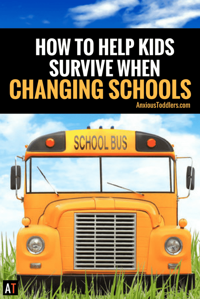 Is your child changing schools? Changing schools can be a traumatic experience for kids. Spare your child the drama and prepare them with these tips!