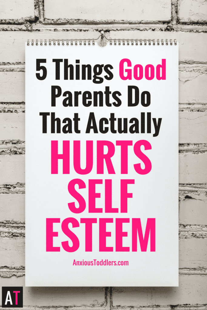 We all want our kids to be the best version of themselves. Sometimes we want this so badly, we inadvertently create the opposite. Sometimes we need to take a step back and assess our own behavior. Learn what you should do and what you shouldn't do! Also, explore self-esteem activities for kids that actually works!