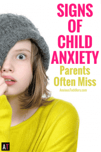 Your child explodes when he comes home from school. You spend hours trying to get him to bed. You have been dealing with mysterious stomach issues that have stumped your pediatrician. These are the subtle signs of child anxiety that are often missed.