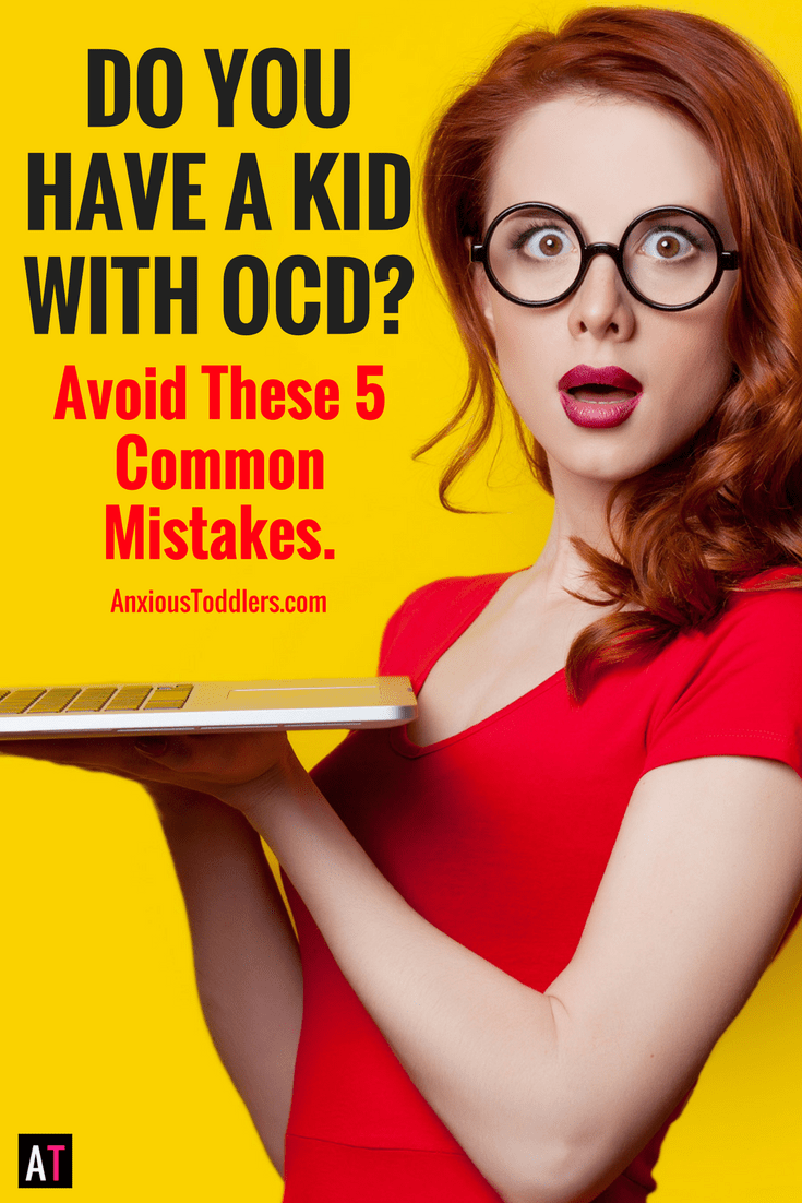 They are doing it again. Those bizarre behaviors that make your heart sink. How are you supposed to help your child with OCD?
