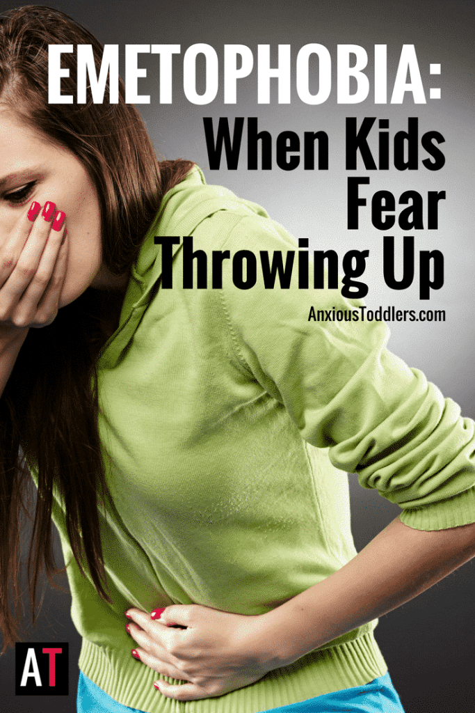 Emetophobia, the fear of throwing up can destroy a child's world. Learn the best way to help this issue. The answer might surprise you.