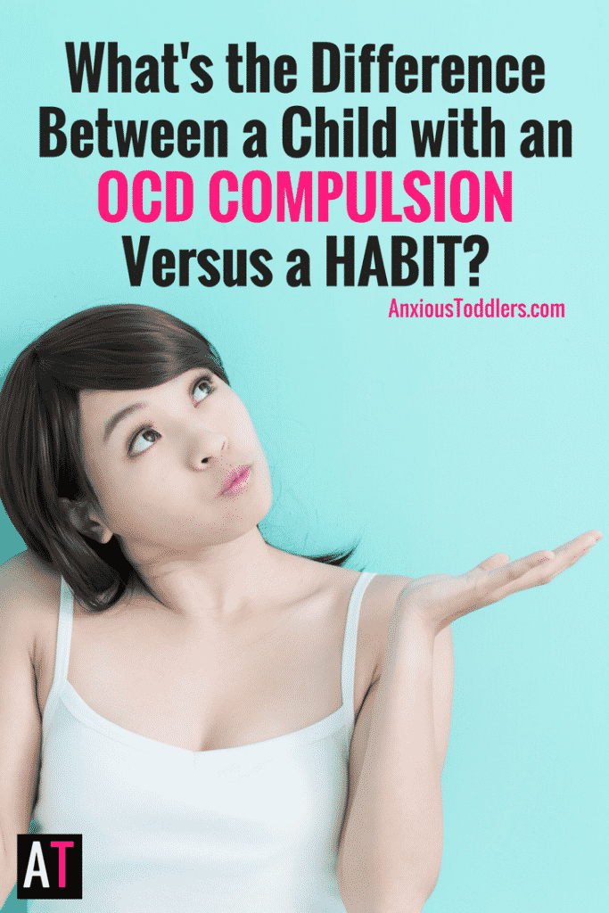 OCD is very treatable if spotted early. Many parents mislabel an OCD compulsion as a habit or a quirk. Let me show you how to tell the difference.