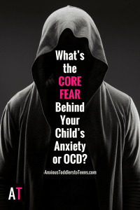 Without fully understanding the core fear behind your child's anxiety or OCD, you'll never be able to fully help them. Let me teach you how to discover the core fear behind all the behavior.