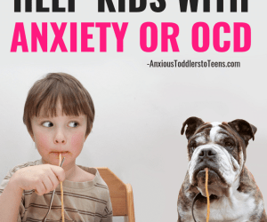PSP 083 : How Pets Can Help Kids with Anxiety or OCD