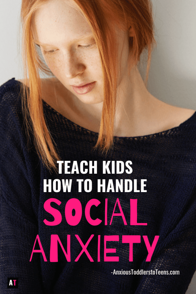 >Do you have a child with Social Anxiety? In this Youtube video I teach kids how to deal with social anxiety. Let me help them crush their anxiety.