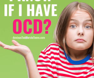 Ask the Child Therapist Episode 95 Kid Edition: How Do I know If I have OCD?