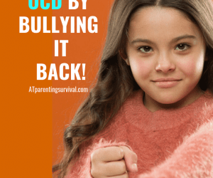 Ask the Child Therapist Episode 102 Kids Edition: Teach Kids to Fight OCD by Bullying it Back