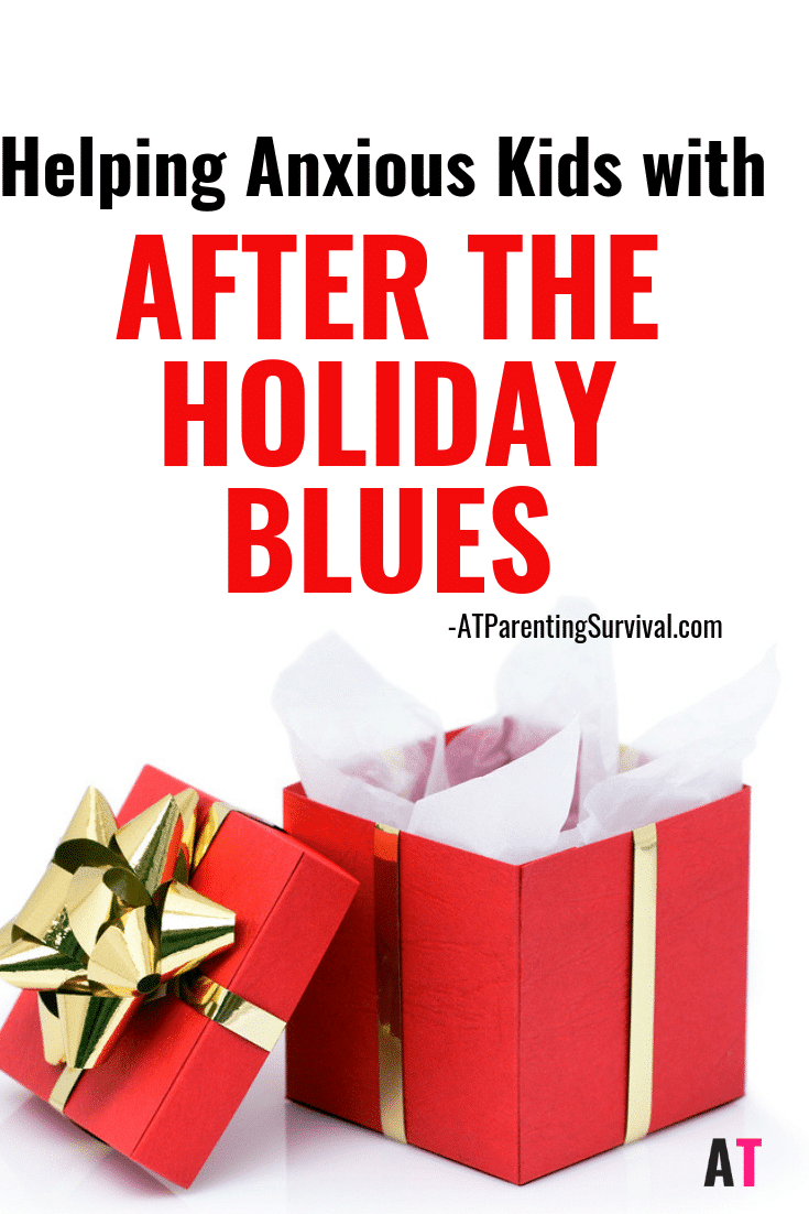 There is so much build up to the holidays that when it is over it can be hard for kids to get back on track. Learn how to help kids cope with after the holiday blues.