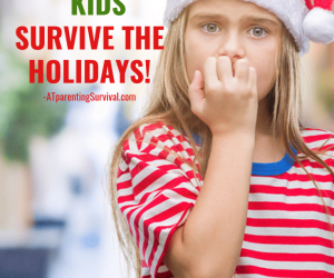 PSP 097: Helping Anxious Kids Survive the Holidays
